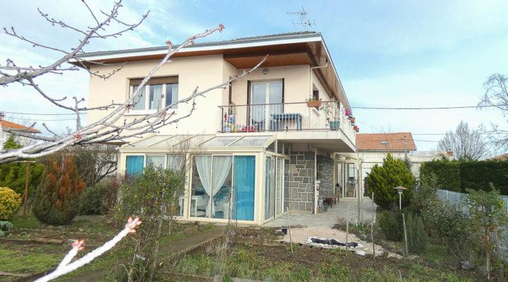 Image Clermont-Ferrand, Maison familiale de 160 m2 avec beaucoup de cachet