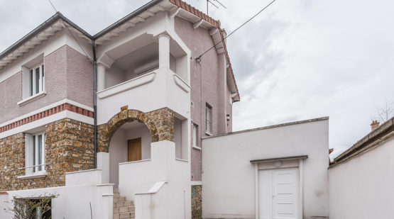 Vendu maison, jolie meulière, Corbeil Essonnes - Effectimmo