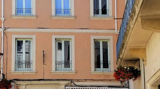 Vente appartement 4 pièces en centre-ville Carpentras - Effectimmo