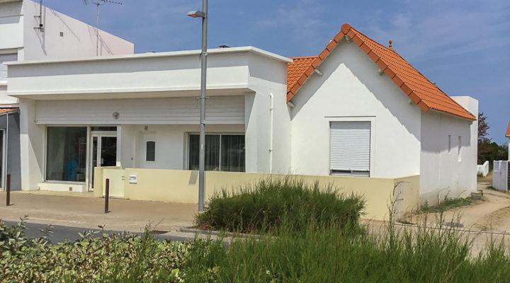 Image Proche Noirmoutier, Jolie maison plain-pied rénovée en bord de mer