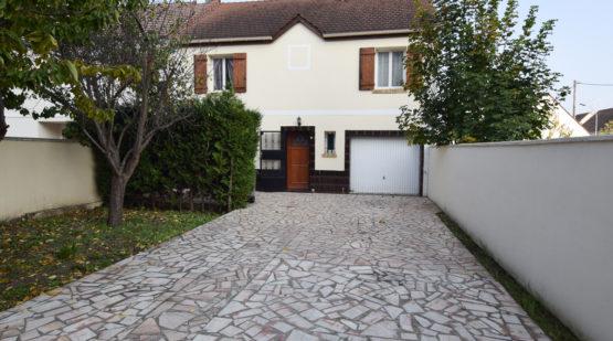 Vente maison familiale avec jardin St-Ouen-l'Aumône - Effectimmo
