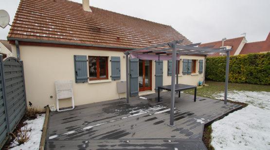 Vente maison entièrement rénovée de 90m2 Écuelles - Effectimmo