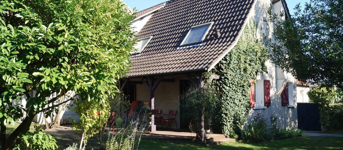Image Champigny-Sur-Marne, Maison familiale de charme