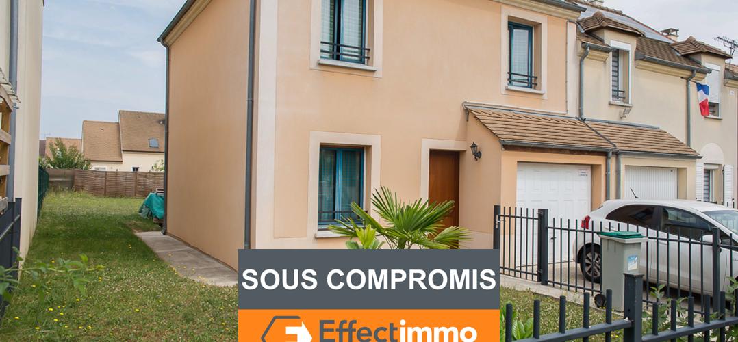 Image Saint-Pathus, Jolie maison de 3 chambres avec jardin de 200m2