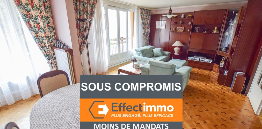 Image Saint-Ouen-l'Aumône, Vaste appartement 5 pièces très lumineux