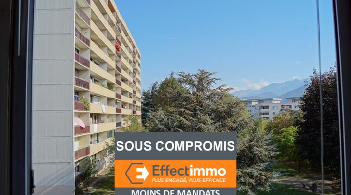 Image Proche Grenoble, Lumineux 3 pièces dans un cadre calme et verdoyant