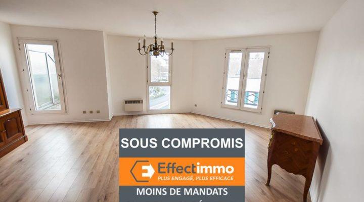Image Beaumont-sur-Oise, Beau 3 pièces de 85m2 rénové en centre-ville