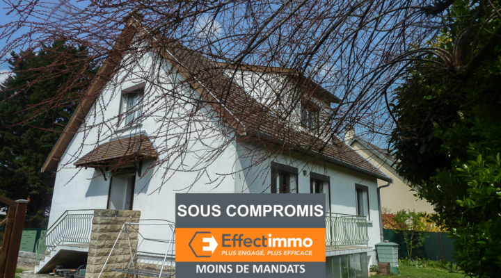 Image Cormontreuil, Maison familiale de 122m2 avec jardin dans secteur prisé