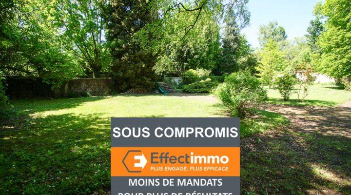 Terrain de 1524m2 au cœur de Montigny-sur-Loing