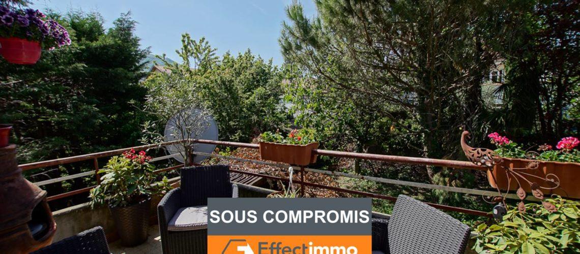 Image Saint-Martin-d'Hères, Maison familiale non mitoyenne avec jardin
