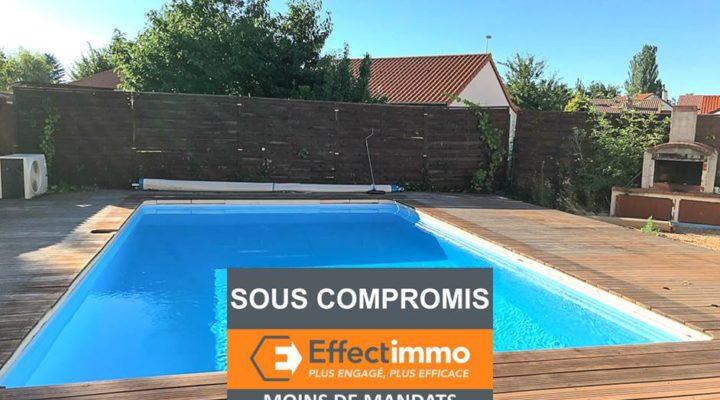 Image Aulnat, Maison familiale récemment rénovée avec piscine