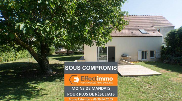 Gadancourt, Belle maison familiale dans secteur très calme