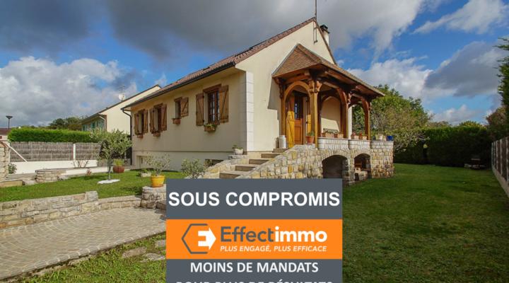 Image Châtelet-en-Brie, au calme maison familiale sur sous-sol total & jardin de 560m2