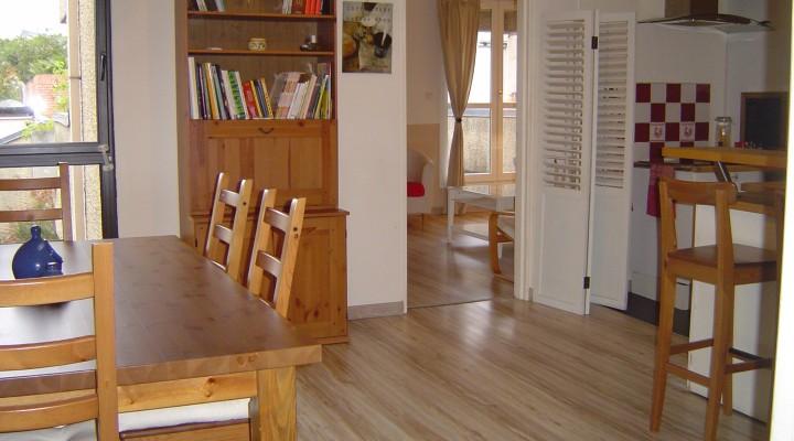 Image Appartement 3 pièces 80 m² avec terrasse de 20 m²