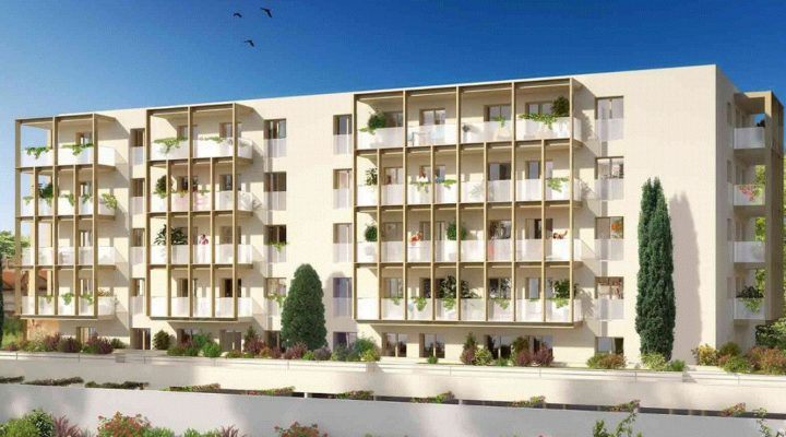 Image Reims, Résidence Rivage – Appartements Neufs T2, T3, T4