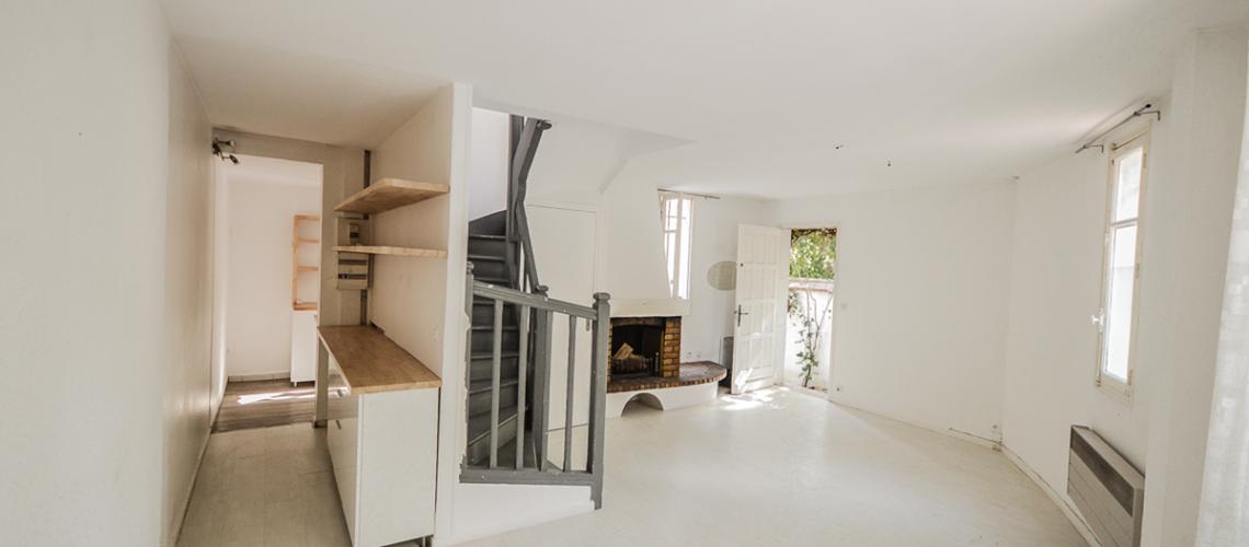 Image Saint-Maur-des-Fossés, Charmante maison 3 pièces avec extérieurs