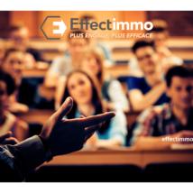 J-7 ! Réunion d'Information Jeudi 14 Septembre sur le réseau Effectimmo et son concept innovant et efficace