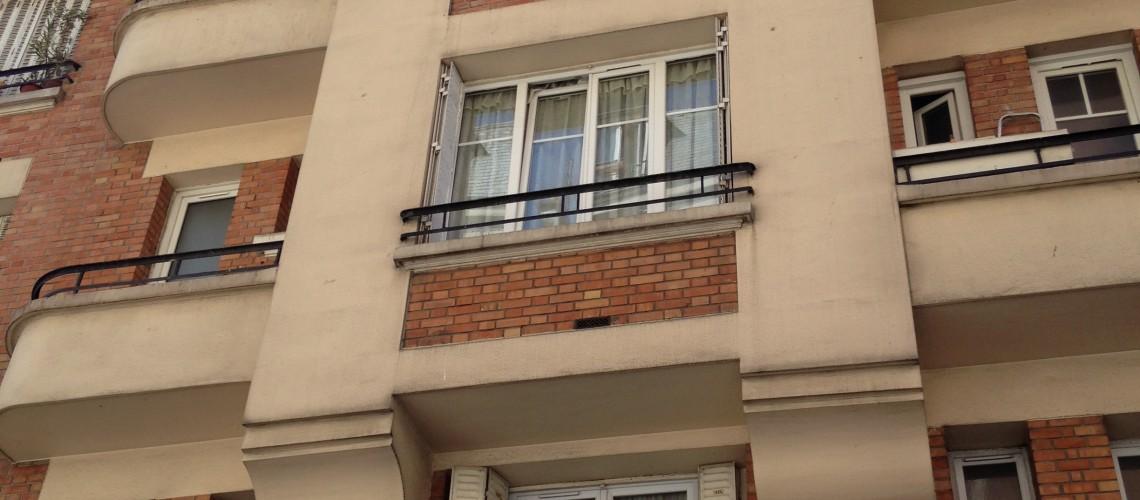 Image Paris, studio 16 m2 vendu loué